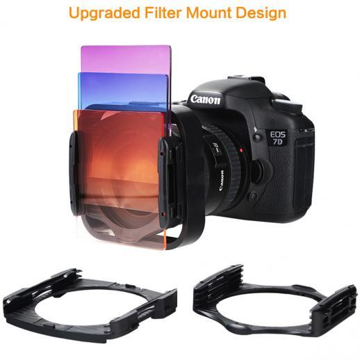 58mmフィルターセット(UV、CPL、FLD)+クリーニングクロス+ポーチ